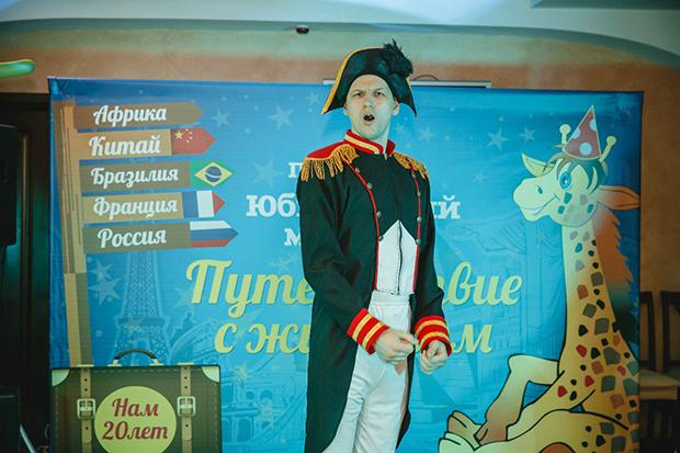 """Интервью с Романом Потаповым, директором event-агентства """"Граф Веселовъ"""""""