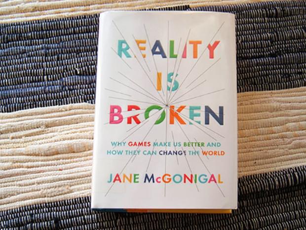 Reality is Broken: книга об играх может быть полезна организаторам события