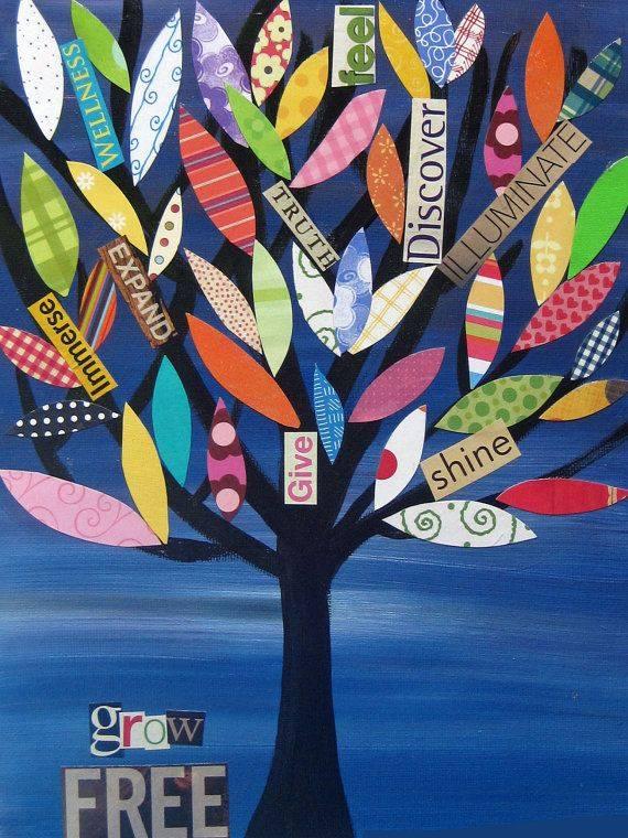 Дерево впечатлений на TEDxNovosibirsk