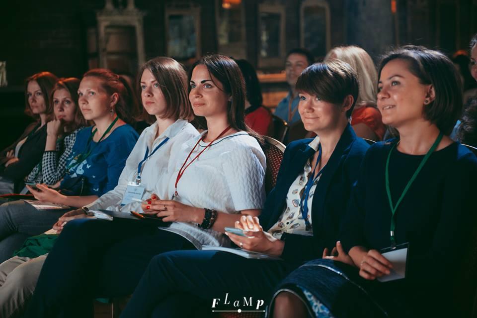 """Яна Белова о нетворкинговой конференции Фламп """"Открытая кухня"""""""