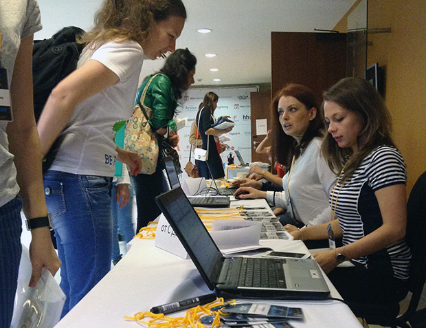 Международная IT HR конференция «нАйТи ответ!» #9