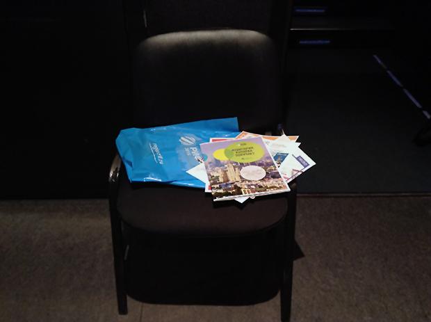 Бесполезный раздаточный материал на конференции — деньги на ветер. РИФ.Новосибирск