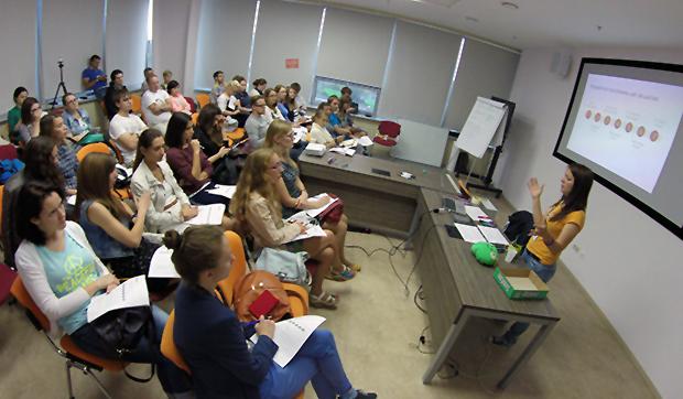 Мастер-класс Ани Дворниковой по организации событий своими силами