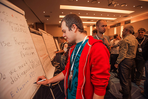 Joker unconference: пример анти-конференции