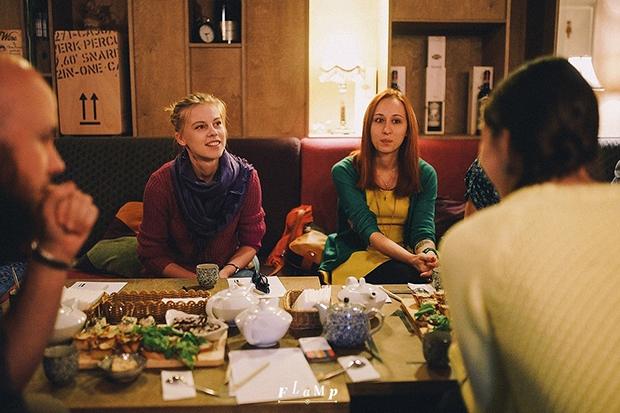 Встреча с партнёрами Пикника: эффективное участие в фестивалях. Ссылка на блог Flamp.ru
