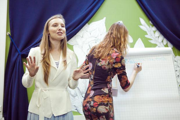 Формат Вечеринки Идей: интервью с Анастасией Руденко