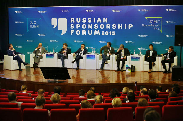 Russian Sponsorship Forum 2015