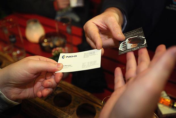 Правила эффективного нетворкинга: держите визитки наготове