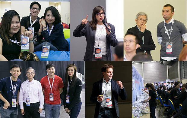 Echelon Asia Summit 2015: бейдж линч. Примеры бейджей для участников разного статуса и роли