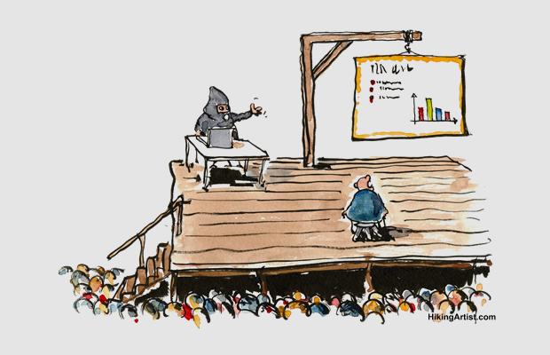 Лайфхак: как избежать раздутости презентации и уменьшить количество слайдов