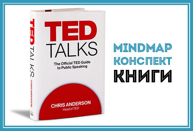 Конспект первой половины Официального руководства по публичным выступлениям от TED talks