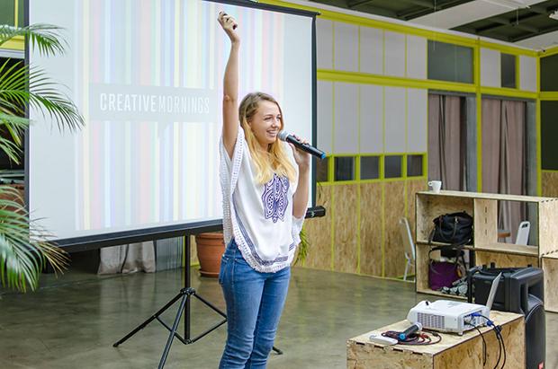 Концепция безотходного события на примере CreativeMornings Kuala Lumpur: беседа с Наташей Золотаревой