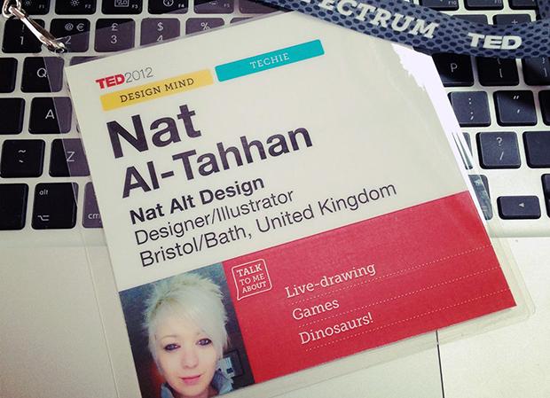Лучшие бейджи для нетворкинга: примеры с конференций TED и TEDx