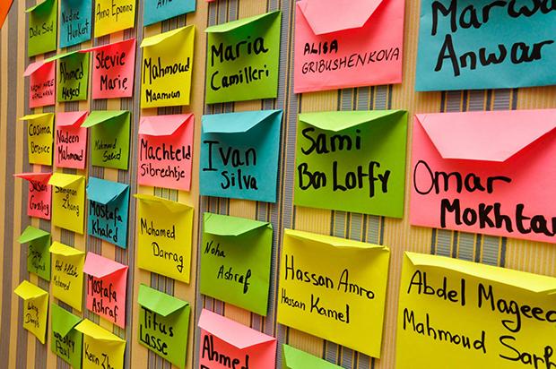 Традиция обмена sugarcubes: как помочь общению участников и создать особую атмосферу события