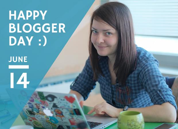 Чеклист идеального бейджа: подарок читателям в честь дня блогера