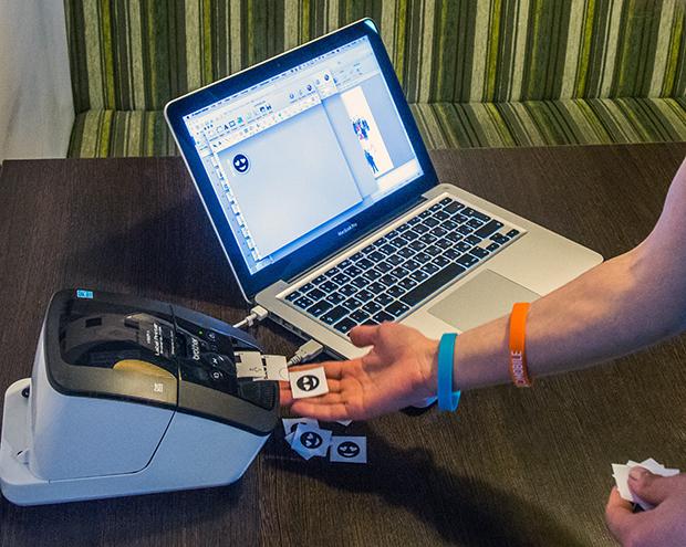 Как термопринтер Brother помогает организовать интерактив на событии